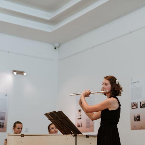 Letné flautové impresie