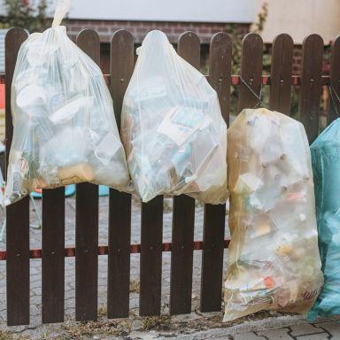 monitoring  vrecového zberu triedeného odpadu