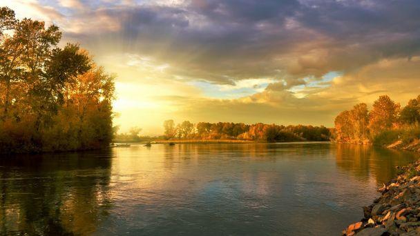 Tradičné čistenie brehu rieky Morava 2016