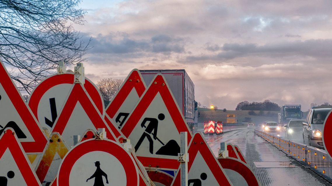 Oprava Eisnerovej ulice